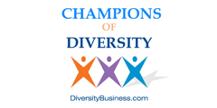 campions of diversity
