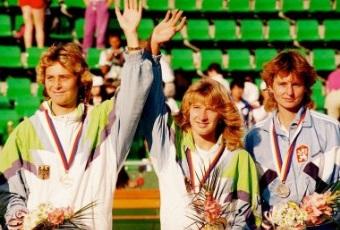WIMBLEDON OLYMPIC WINNER TENNIS – CLAUDIA KOHDE-KILSCH