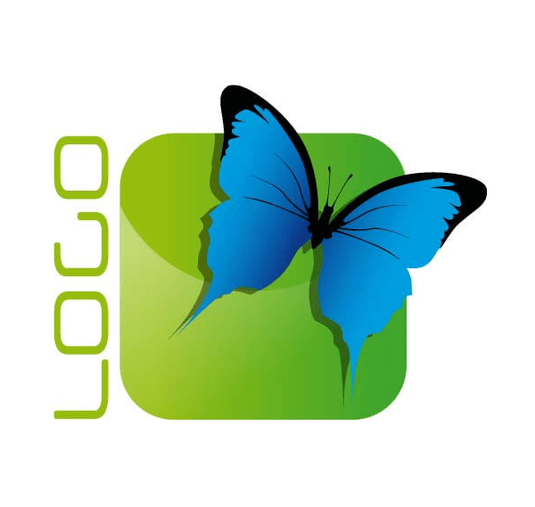 butterfly logo - World Leaders Forum Dubai