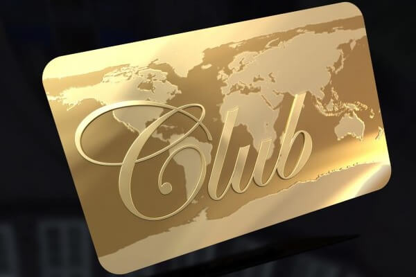 club card - World Leaders Forum Dubai
